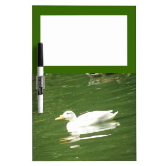 Duck on the Water Memo Board