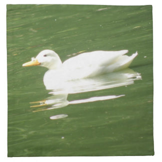 Duck on the Water Napkin