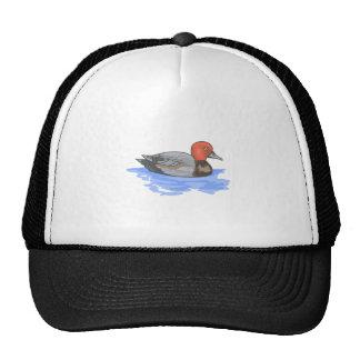 DUCK ON WATER TRUCKER HAT