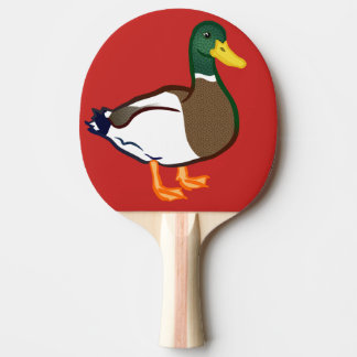 duck ping pong paddle