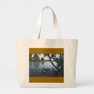 Duck Pond 2 -Tote Bag