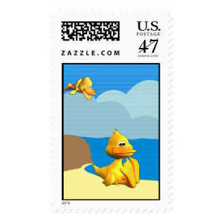Duck Postage