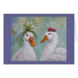 Duck Royalty Card