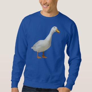 duck sweatshirt