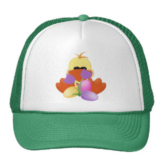 Duck, Tulips, and Eggs Tshirts and Gifts Hats