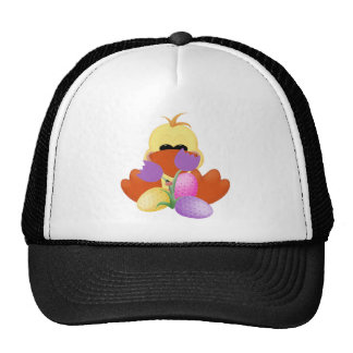 Duck, Tulips, and Eggs Tshirts and Gifts Hat