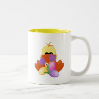 Duck, Tulips, and Eggs Tshirts and Gifts Coffee Mug