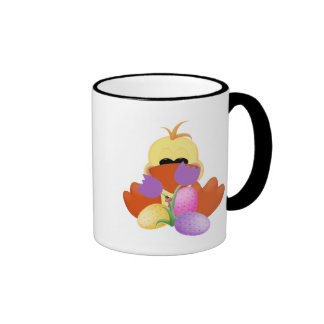 Duck, Tulips, and Eggs Tshirts and Gifts Coffee Mug