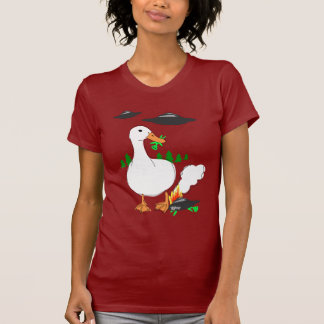 Duck vs. Aliens! T-Shirt