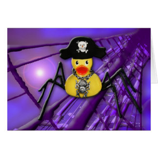 Duckies of the Caribbean! Greeting Card