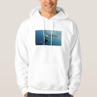 Ducking For Cover? Hoodie