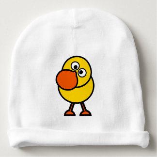 Duckling Baby Beanie Hat