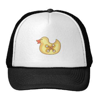 DUCKLING BUTTON TRUCKER HAT