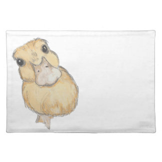 Duckling Placemat