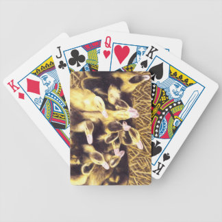Duckling Playing Cards