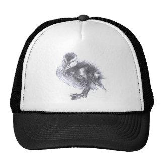 Duckling Sketch Cap