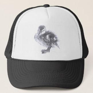 Duckling Sketch Trucker Hat