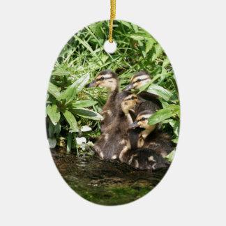 Ducklings Christmas Ornament