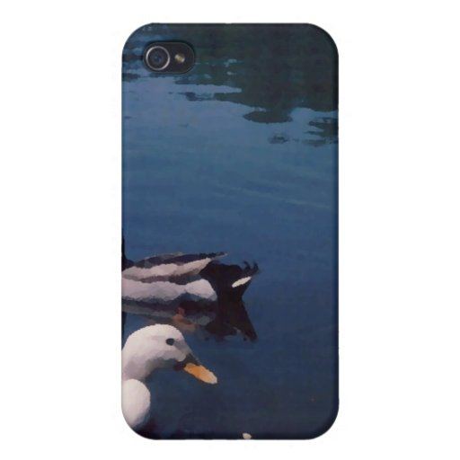 Ducks at the Lake CricketDiane Art & Photograph Cases For iPhone 4