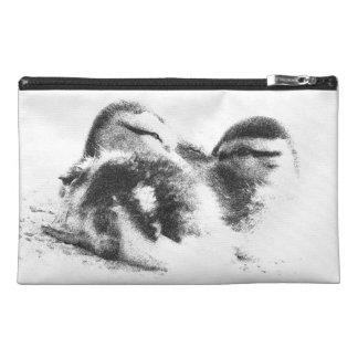 Ducks Baby Ducklings Birds Wildlife Animals Bag Travel Accessory Bag