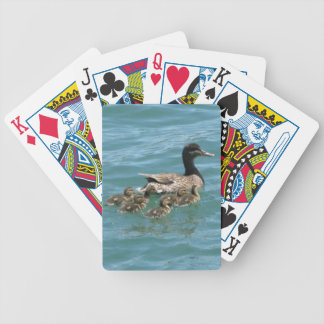 Ducks Bicycle Playing Cards