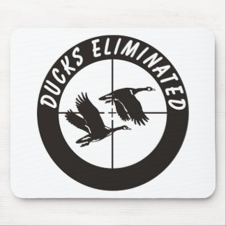 ducks_eliminated mouse pad