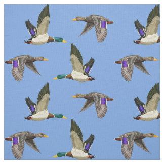 Ducks Fabric