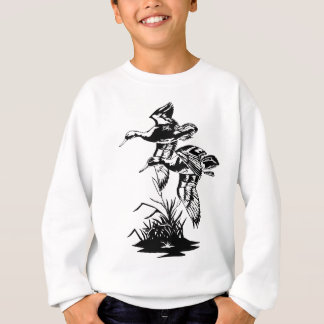 DUCKS FLYING SWEATSHIRT