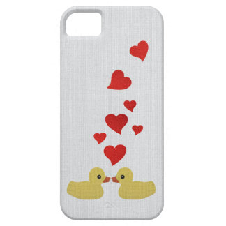 Ducks in Love iPhone 5 Cover