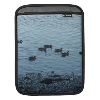 Ducks. iPad Sleeve