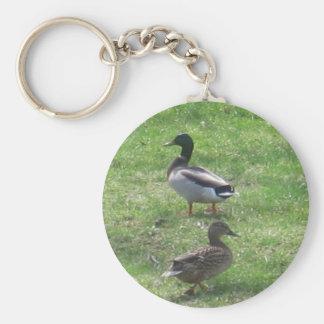 Ducks Key Ring
