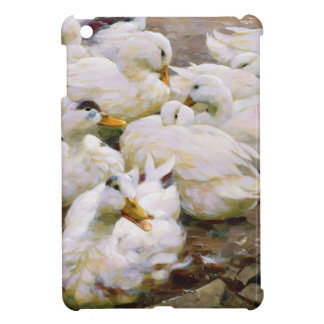 Ducks on a pond iPad mini covers