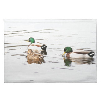 Ducks Placemat