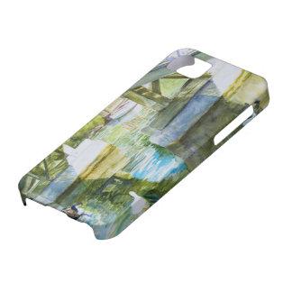 Ducks Under a bridge Case For The iPhone 5
