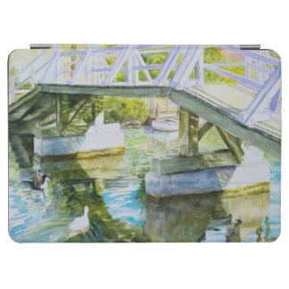 Ducks Under a bridge iPad Air Cover