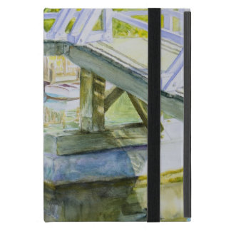 Ducks Under a bridge iPad Mini Cover