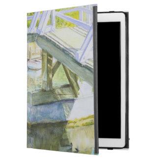 "Ducks Under a bridge iPad Pro 12.9"" Case"