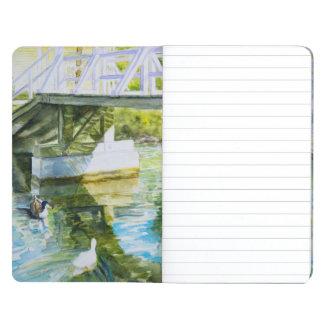Ducks Under a bridge Journal
