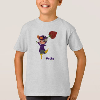 Ducky in the Rain Tshirts