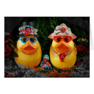 Ducky Love! Card