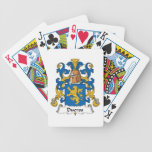 Ducros Family Crest Bicycle Poker Cards