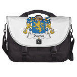Ducros Family Crest Computer Bag