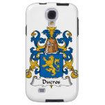 Ducros Family Crest Galaxy S4 Case