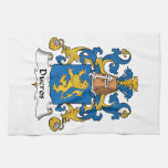 Ducros Family Crest Hand Towel