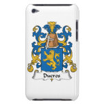 Ducros Family Crest iPod Touch Covers