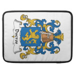 Ducros Family Crest Sleeves For MacBook Pro