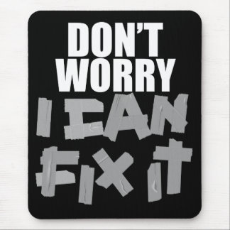Duct Tape  $13.95 Funny Mouse Mat