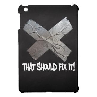 Duct Tape Should Fix It iPad Mini Case