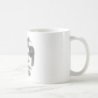 DuctTapo Basic White Mug