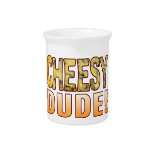 Dude Blue Cheese Pitcher